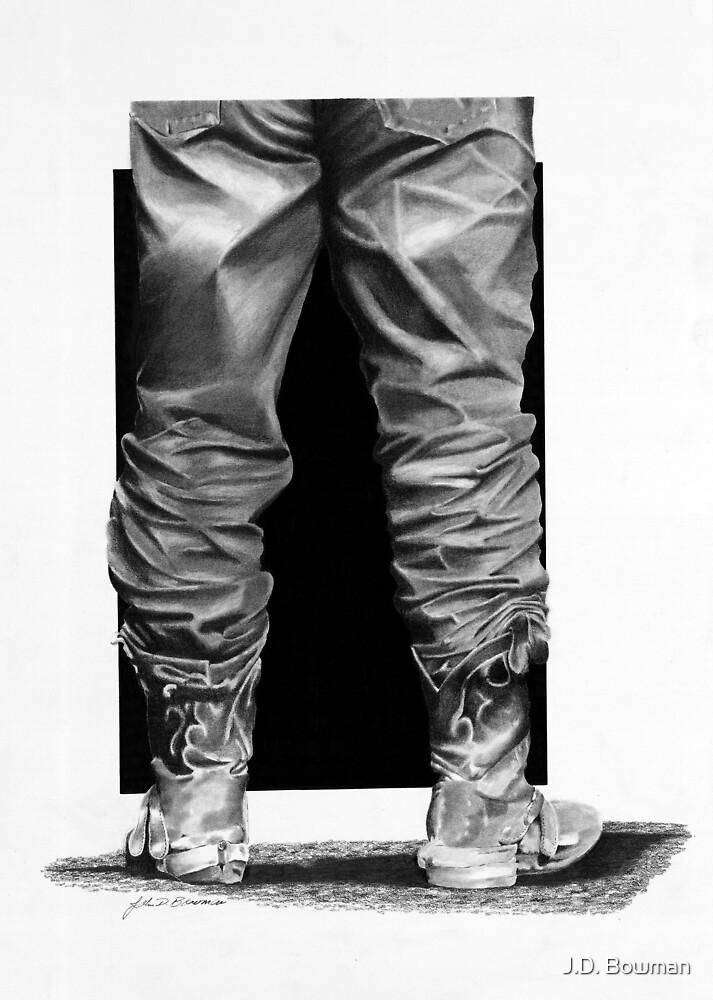 Cowboy Jeans by J.D. Bowman