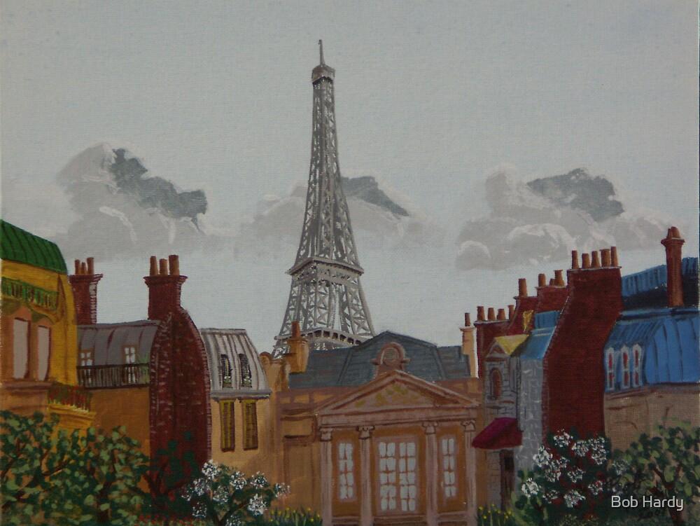 Eiffel by Bob Hardy