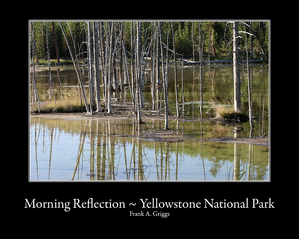 Morning Reflection by FrankGImages