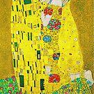 Art Nouveau design by Gustav Klimt by edsimoneit