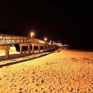 Golden beach by kathy s gillentine