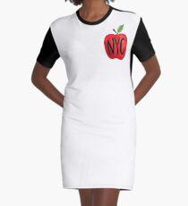 Vestido camiseta La gran Manzana