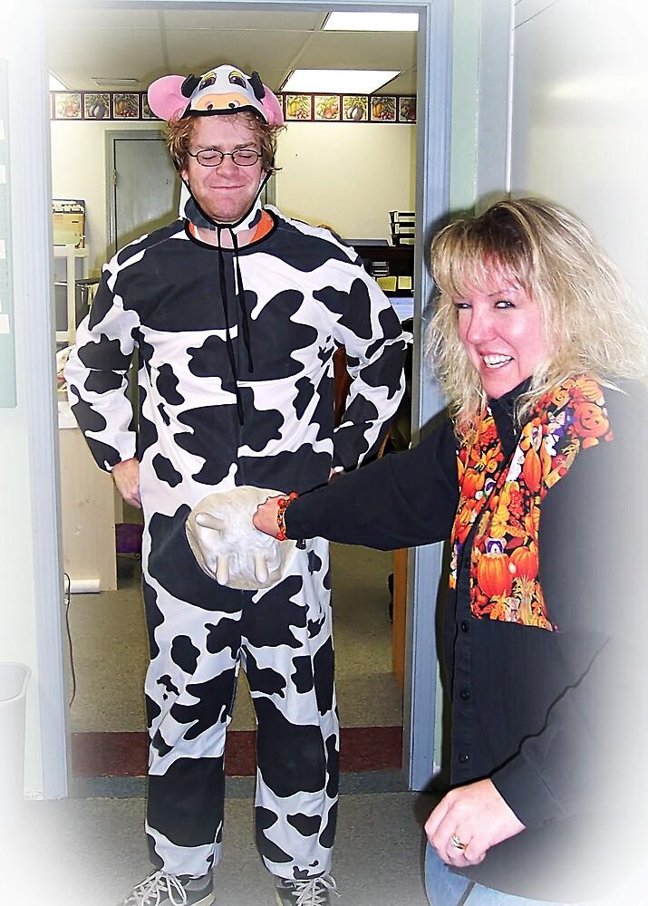 Free Milk? by Tracy DeVore