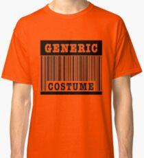 GENERIC HALLOWEEN COSTUME Classic T-Shirt