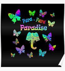 Para-Para-Paradise Poster