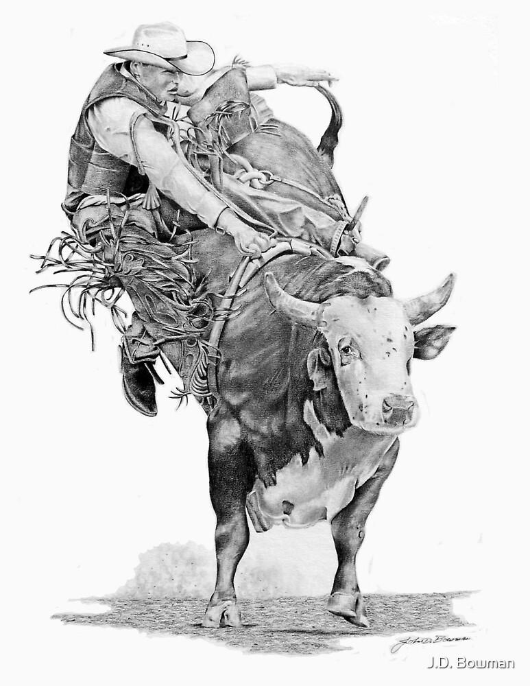 Bullrider by J.D. Bowman