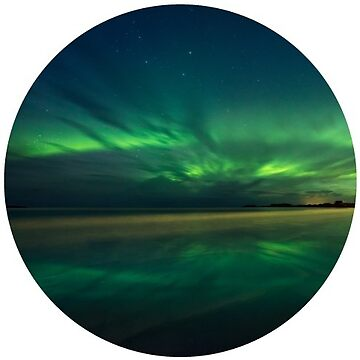 Northern Lights Aurora Borealis by TeeVision