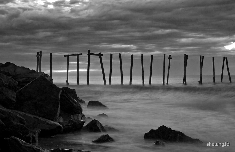 Dramatic Seascape by shawng13