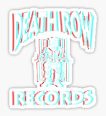 Death Row Records PNG Sticker
