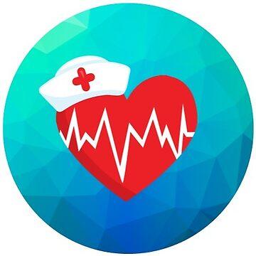 Nurse Heart by TeeVision
