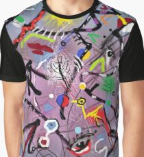 Happy Family Combo Graphic T-Shirt