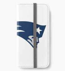 New England Patriots iPhone Wallet/Case/Skin