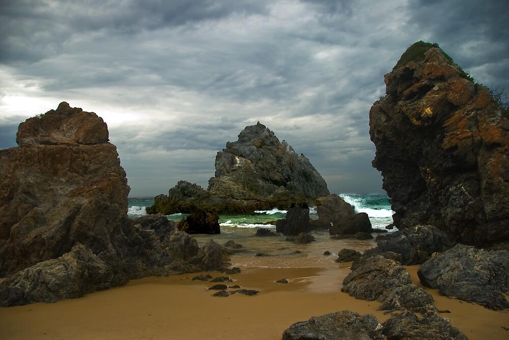 Bermagui  New South Wales by Mark  Brady