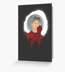 Dr. Horrible Greeting Card