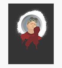 Dr. Horrible Photographic Print