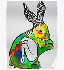 Rabbit's Hive Poster