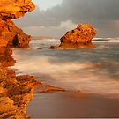 Point Lonsdale Rocks by RichardIsik