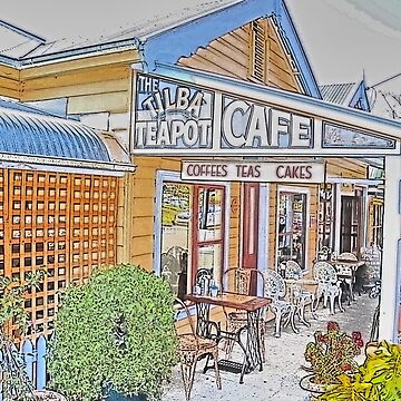 Tilba Coffee Shoppe. by Ian17