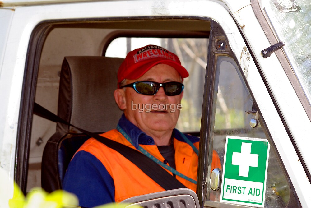 Merv The Driver by bygeorge