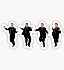 The Chandler Dance Sticker