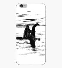 Bigfoot and the Loch Ness Monster team-up confirmed? iPhone Case