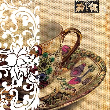 teacup by Narelle