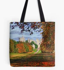 Windsor Castle - HDR Tote Bag