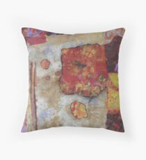 "''Paddocks 2"" Throw Pillow"