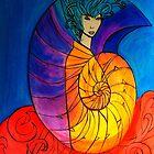 Nautilus Muse by Ming  Myaskovsky