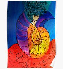 Nautilus Muse Poster