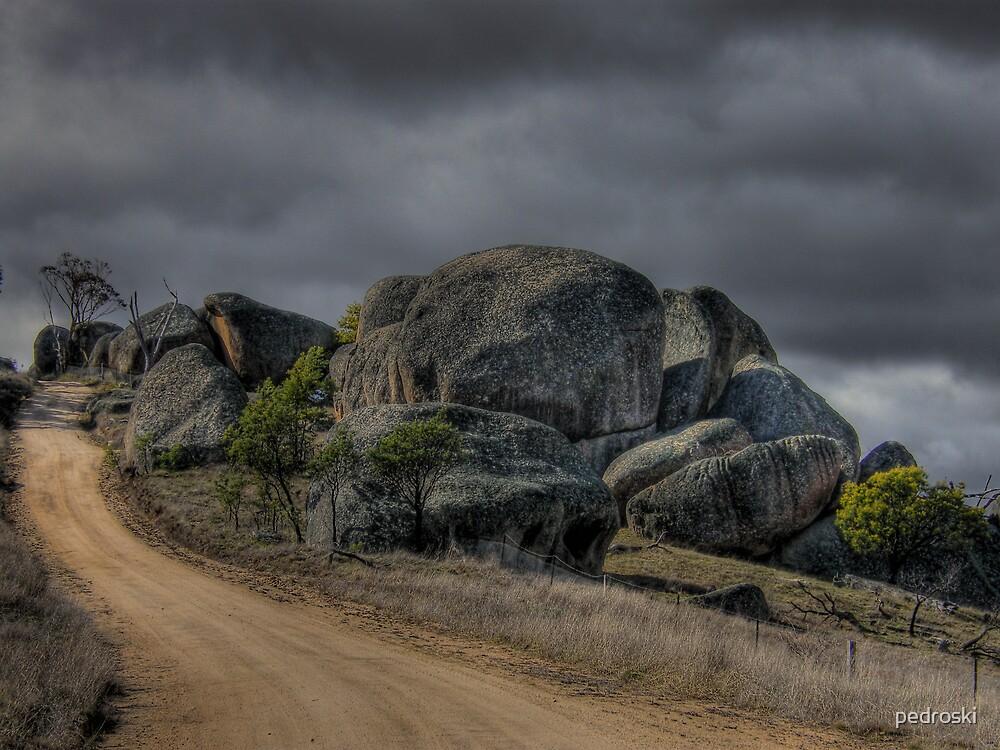 Ophir Road Granite by pedroski
