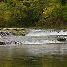 Greenville Creek  by kathy s gillentine