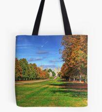 The Long Walk Windsor - HDR Tote Bag