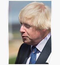 Boris Johnson MP Poster