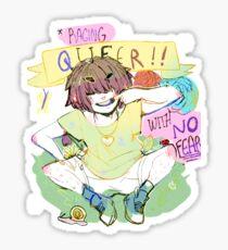 Raging Queer Sticker