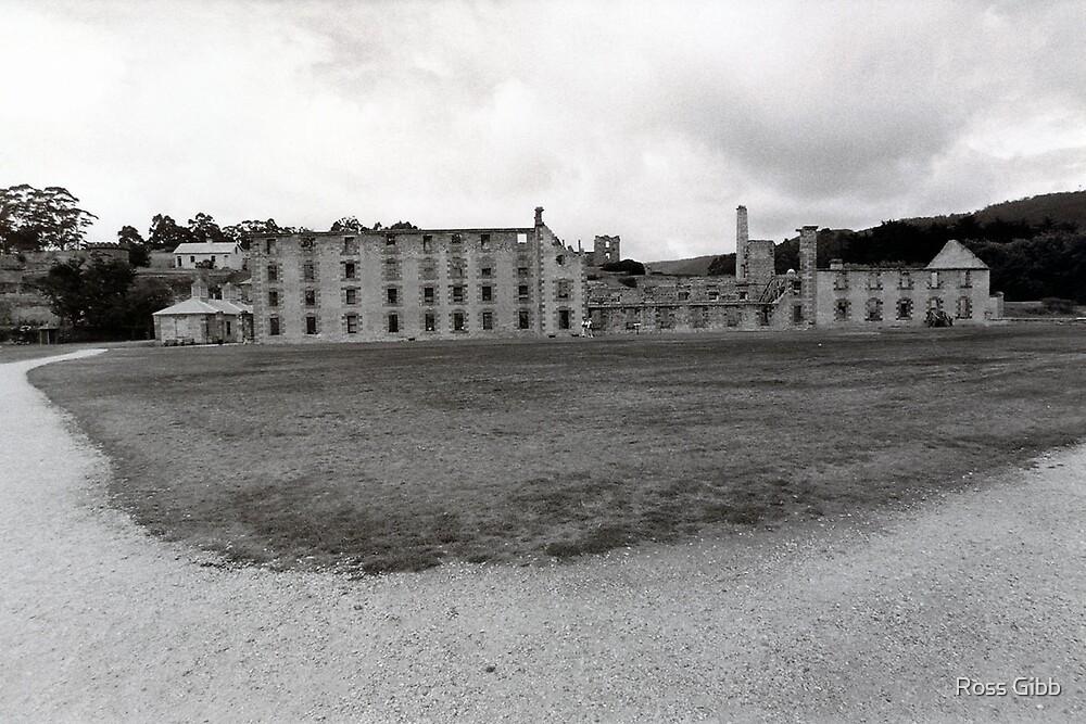 Prisoner Hell by Ross Gibb