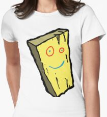 Plank Women's Fitted T-Shirt