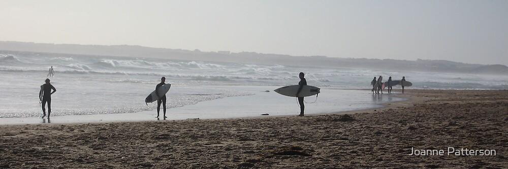 """""""Surfers"""" Phillip Island, Australia by Joanne Patterson"""