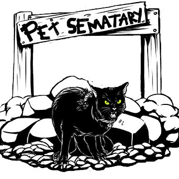 Pet Sematary - Church by pablopistachio