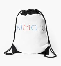 Animo.io Drawstring Bag