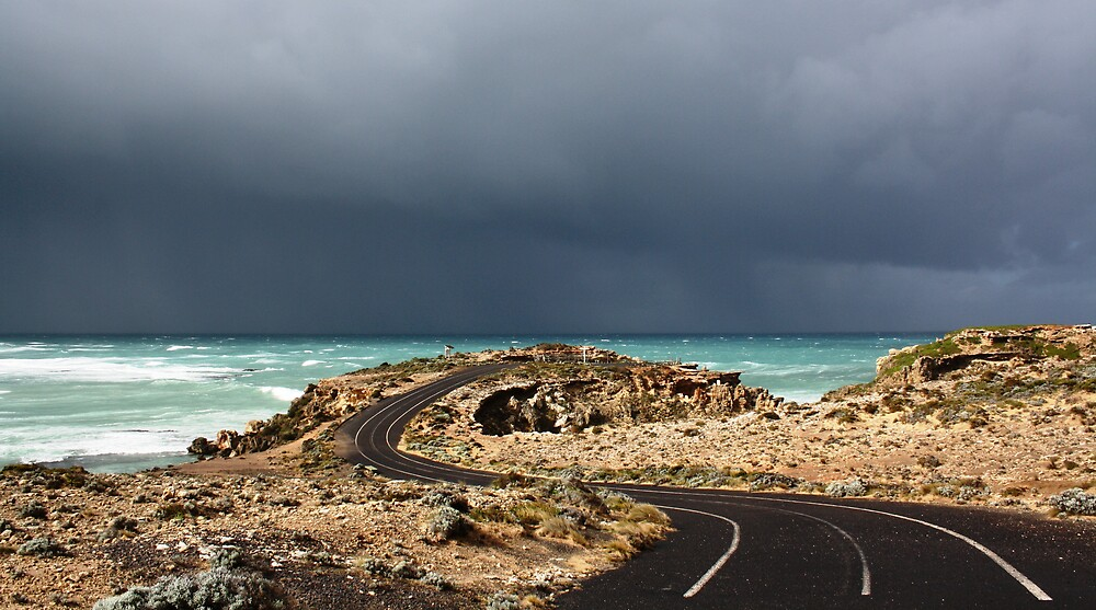Stormy Seas by Skye  McPherson