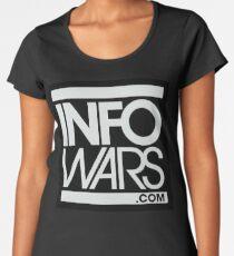 Info Wars Women's Premium T-Shirt