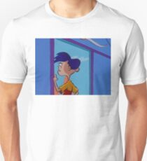Rolf Stares Out A Window Unisex T-Shirt