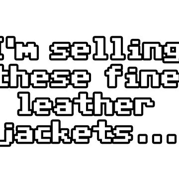 Fine Leather Jackets... by 16TonPress
