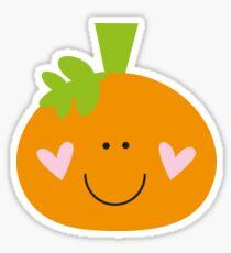 Sweet Pumpkin Sticker