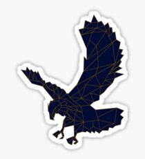 Hand drawn Eagle Sticker