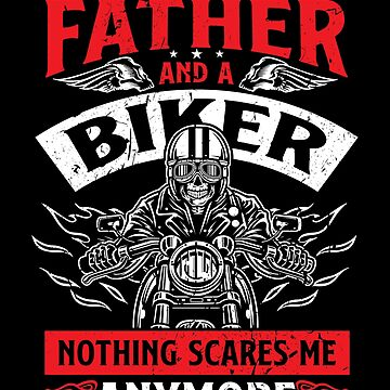 A Father and a Biker by valuestees