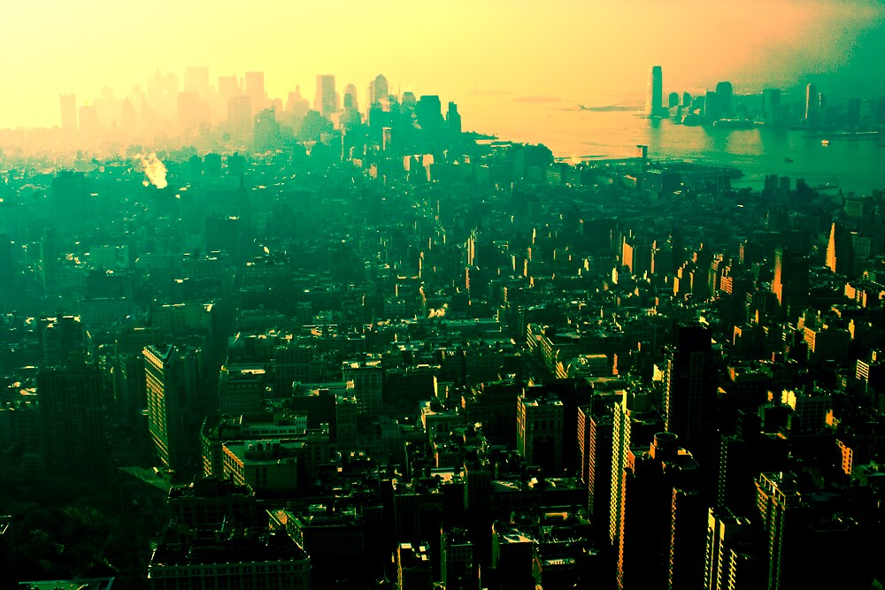 New York City by MickDodds