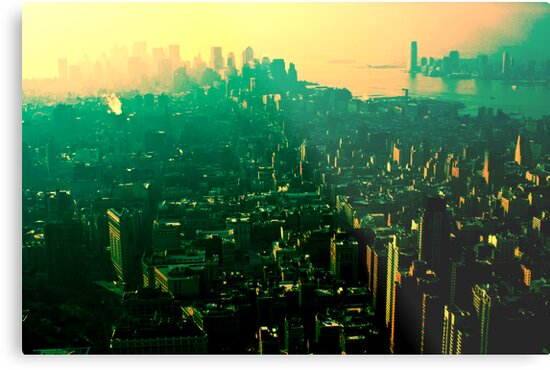 New York City by MickDodds