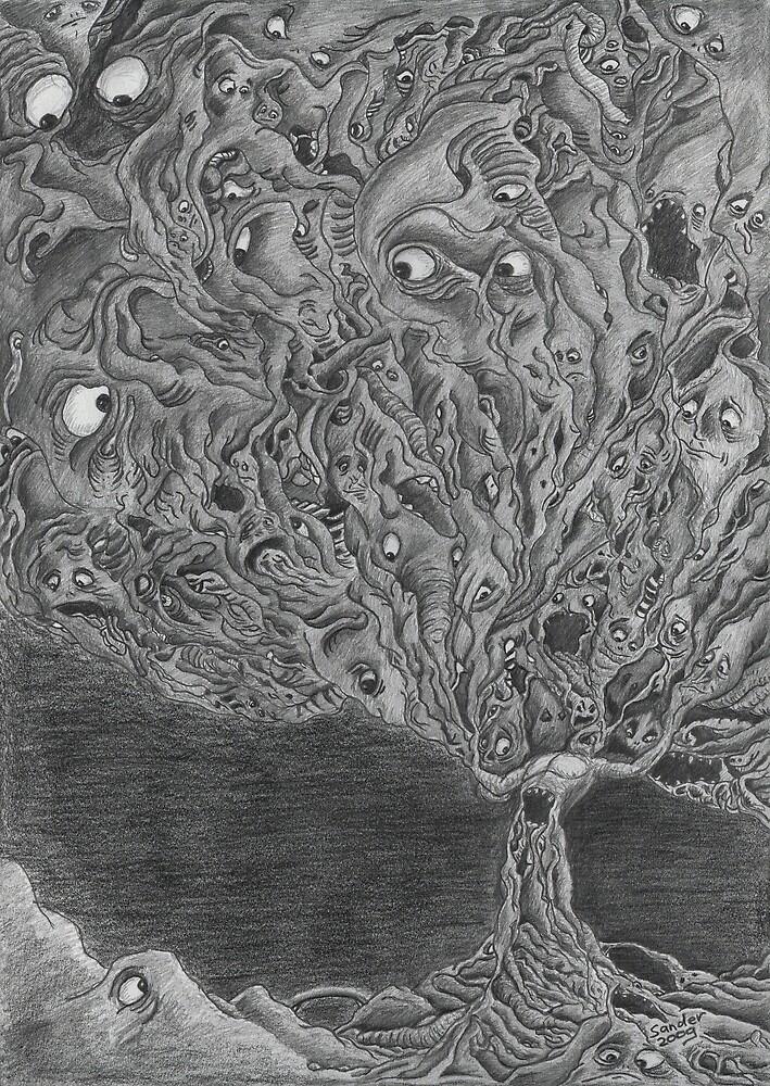 Brainstorm by SanderJansenArt